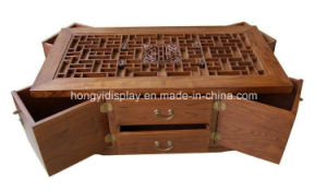 Classic Tea Table with Veneer Color pictures & photos