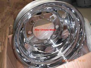 Plated Wheel Hub