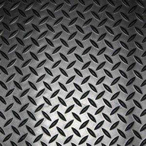 PVC Flooring Mat, Diamond Pattern pictures & photos