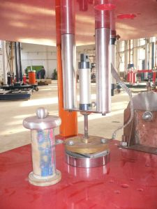 Pneumatic Station for Impulse Current Generator (high voltage test) pictures & photos