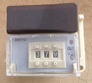 Hot Sale Temperature Controller (XMTG) pictures & photos