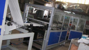 Bubble Film/ Kraft Paper Mailer Bag Making Machine (DISQ-700B) pictures & photos