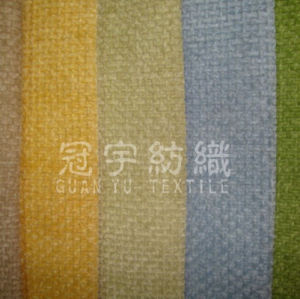 Plain Dyed Chenille Home Textile Sofa Fabric pictures & photos