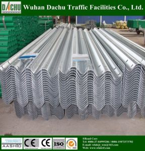 HOT DIP Galvanized Steel Road Guardrail pictures & photos