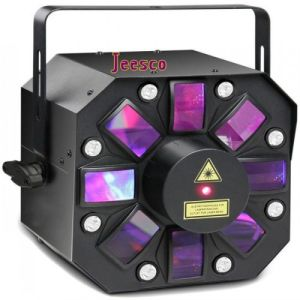 Laser+ Strobe+ LED Effect 3in1 Effect Lighting pictures & photos
