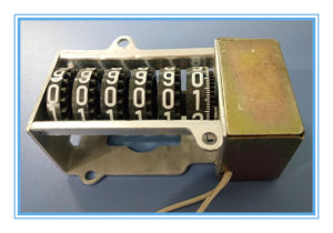 6 Digits Stepper Motor Counter Supplier in China pictures & photos
