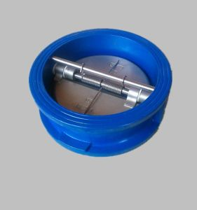 Wafer Type Check Valve Industrial Cast Iron, Ductile Iron, Ss304, Ss316