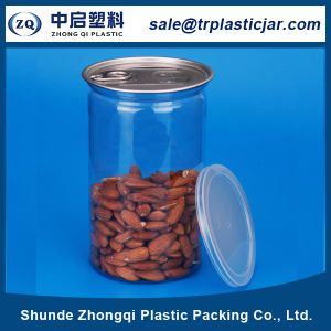 Pet Plastic Food Container for Dried Fruit