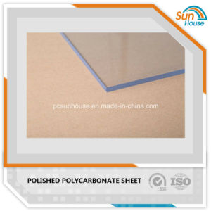 Polish Plastic Board Intensive Processing Polished PC Sheet