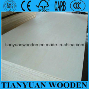 12mm White Bleached Poplar Plywood pictures & photos