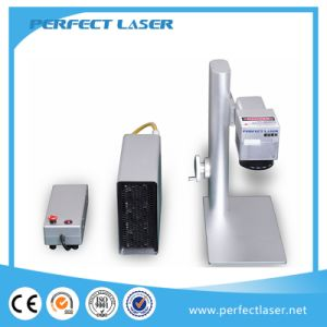 Mini Fiber Laser Marking Engraving Machine pictures & photos