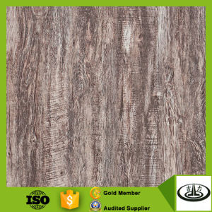 Wood Texture Covering Decorative Wallpaper on Sale
