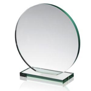 Glass Trophy Plaque for Sports Event Souvenir Celebration pictures & photos