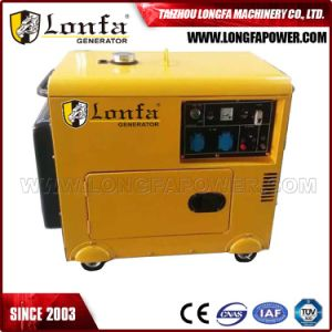 5kw 6kw Small Home Use Silent Diesel Generators pictures & photos