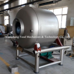 Vacuum -0.085MPa Meat Tumbling Machine pictures & photos