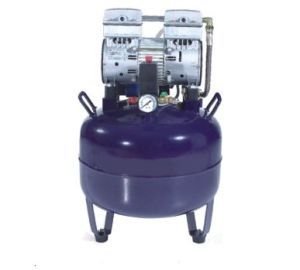 Silent Oilless Dental Air Compressor with Ce pictures & photos
