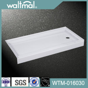Cupc Shower Tray/Base Will Wall Flange pictures & photos
