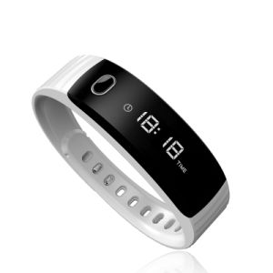 IP56 Watetproof 4.0 Bluetooth Smart Bracelet with OLED Display (H8) pictures & photos