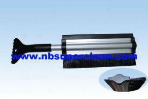 Stretch and Shrink Aluminium Snow Brush with Ice Scraper, Telescopic Snow Brush (CN2245) pictures & photos