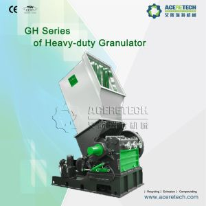 Heavy-Duty Shredder/Granulator for Pipe/Film/Bottle pictures & photos
