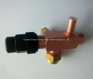 Rotalock Valve for Refrigeration Field pictures & photos