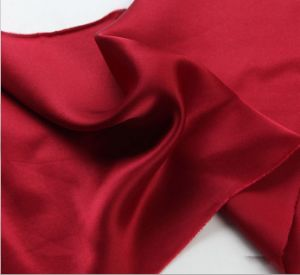 40mm Silk Crepe Satin Fabric (Silk Charmeuse) pictures & photos