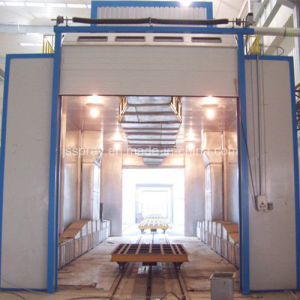 Popular Spray Painting Booth for Diesel Engine pictures & photos