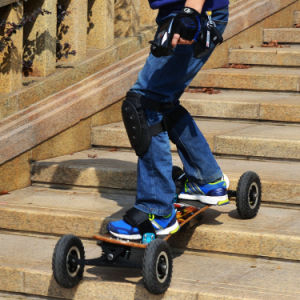 off Road 4-Wheel Electric Skateboard with Remote Control pictures & photos