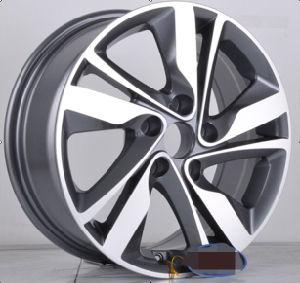 F9851 Deep Dish Wheel Car Alloy Wheel Rims for Hyundai pictures & photos