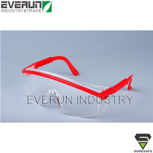 ER9305 CE EN166 ANSI Z87.1 Approved Lab Safety Glasses Working Glasses pictures & photos