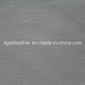 Top Selling Fashion Semi-PU Furniture Leather (QDL-51075) pictures & photos