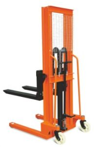 Hand Lift Stacker pictures & photos