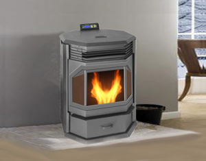13kw Big Power Biomas Pellet Stove (NB-PA) pictures & photos