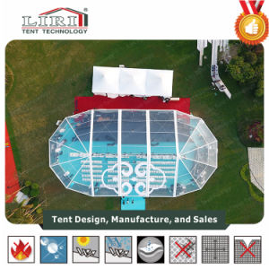 Hexagon Tent Frame Structure Outdoor Marquee Party Tent pictures & photos