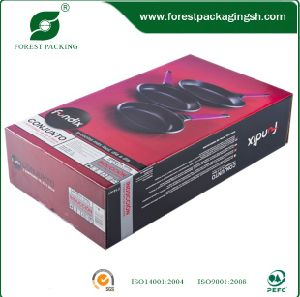 Customized Shoe Box Paper Boxes Packaging (FP6614) pictures & photos