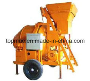 Topmac Brand Electric Motor Powered Concrete Mixer (RDCM350-11EA) pictures & photos