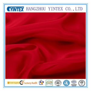 Wholesale Red Mulberry Silk Fabric pictures & photos