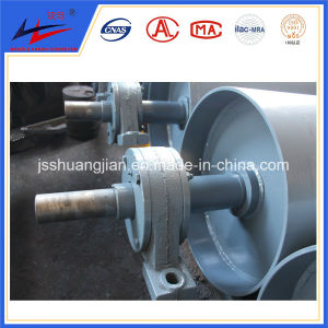 Magnetic Pulley to Remove Iron Steel When Conveyor Running pictures & photos