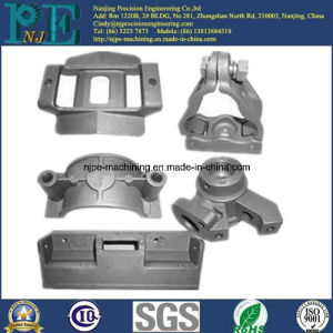 Custom Alloy Steel CNC Machining Forging Parts pictures & photos