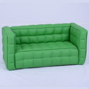 Modern House Kindergarten Kids Leather Furniture/Sofa/Chair/Children Products (SXBB-150-02) pictures & photos