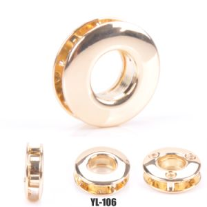 China Hot Sale Metal Round Eyelet for Garment Accessories