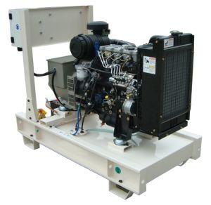 24kw/30kVA Lovol Engine Open/Slient Style Diesel Generator Set