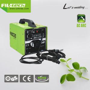 Portable Bx1 AC Arc Welding Machine with Ce (BX1-3130D/3160D/3180D/3200D/3250D)