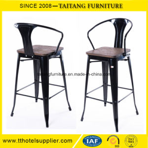 Cheaper Price High Classic Used Commercial Metal Bar Chair pictures & photos