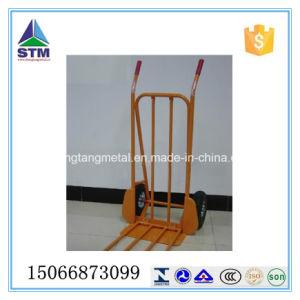 Heavy Duty Long Toe Plate Hand Trolley