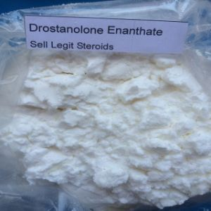 Bodybuilding White Steroid Powder 99% Purity Drostanolone Enanthate pictures & photos