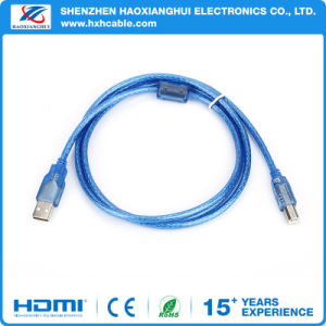 USB 2.0 Printer Cable/USB a Male to USB B Male pictures & photos