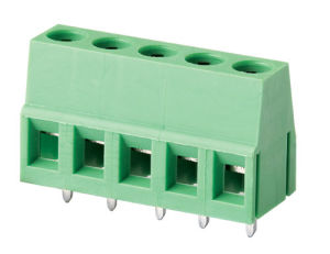 Best Selling PCB Screw Terminal Block (WJ128-5.0/7.5mm) pictures & photos