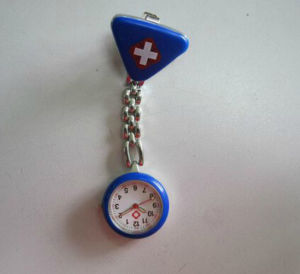 OEM New Design Nurses′ Pocket Watch pictures & photos