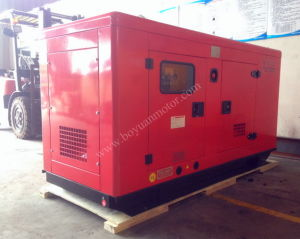 100kw/125kVA Canopy Cummins Engine Diesel Generator Set pictures & photos